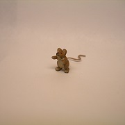 "1"" character mouse"